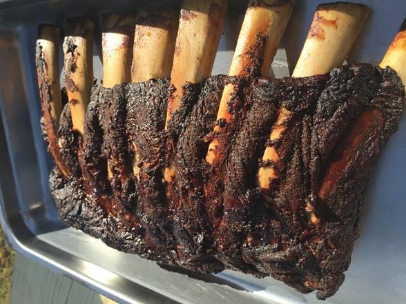 Huntspoint Wagyu Beef Ribs 4 Racks