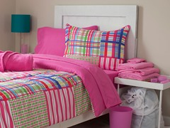 Nora 26pc Reversible Dorm Set-Full