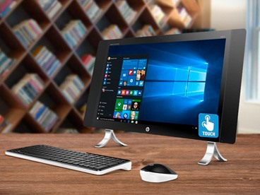Envious HP ENVY Desktop & All-In-One PCs