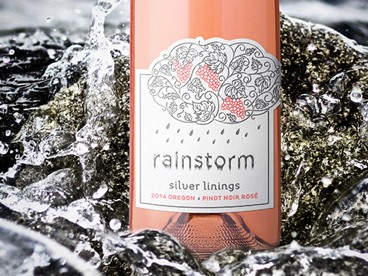 Rainstorm Silver Linings Rosé