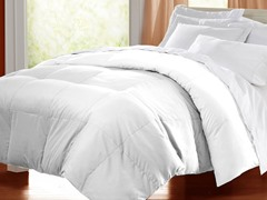Egyptian Cotton Down Alternative Comforter-Queen