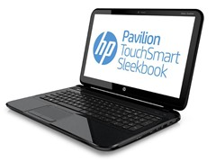 "15.6"" Dual-Core TouchSmart Sleekbook"