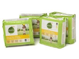 Stage 5 Free & Clear Diapers (104-Ct)