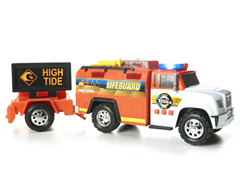 Roadway Rig Lifeguard Truck