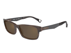 T307 Polarized Sunglasses, Brown