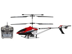 3.5-Ch Outdoor R/C Copter w/Video Camera