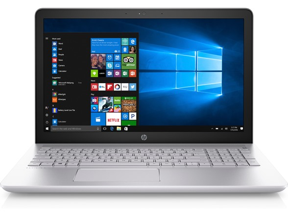 "HP Pavilion 15.6"" HD AMD Core A6 Touchscreen Laptop"