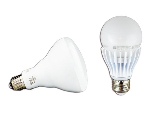 feit electric a19 or floodlight led bulbs  12