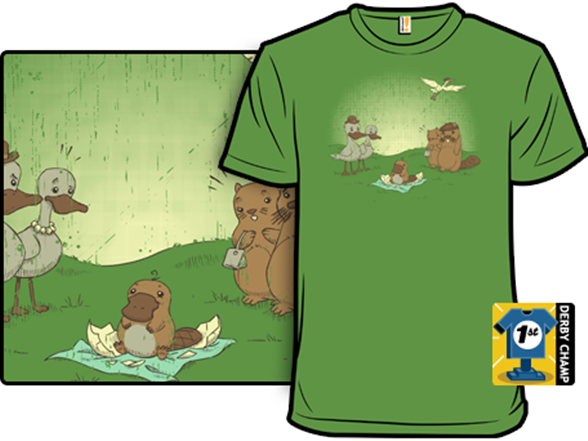 Image of ...how About Joint Custody? T Shirt