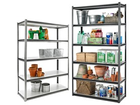 Gladiator 5-Tier or 6-Tier Cadet Shelf