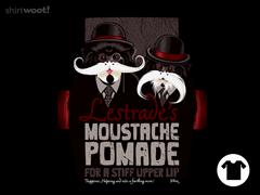 Lestrades Moustache Pomade