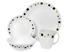 Livingware Geometric 16pc Set