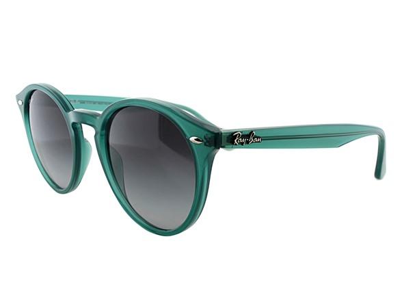 109c69542f Ray-Ban 2180 61648G Round Sunglasses
