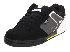 DVS Transom - Black/White (7.5/8.5)