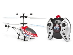 Radix 3.5 Channel Metal Helicopter
