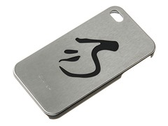 iCoat Good Life Stainless Steel Case for iPhone 4/4S