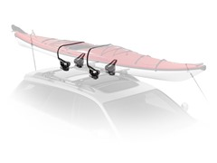 Yakima Mako Aero Boat Rack System (Pair)
