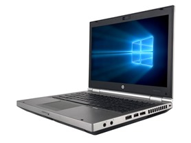 "HP EliteBook 8470P 14"" 128GB SSD Laptop"