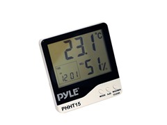 Indoor Digital Hygro-Thermometer
