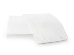 MicroCotton Duvet Set Queen - White