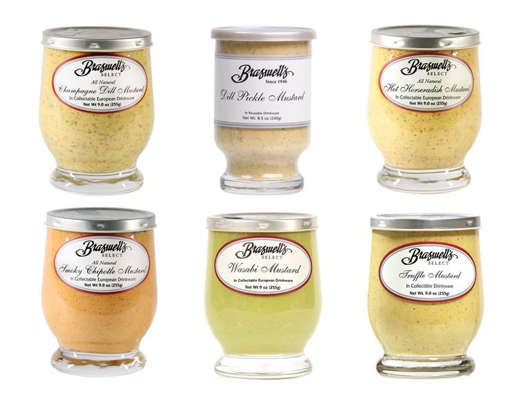 Braswells Select Mustard Sampler (6)
