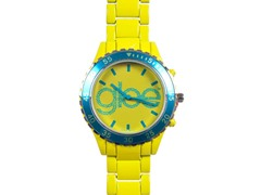 Standard Logo Watch - Yellow Band