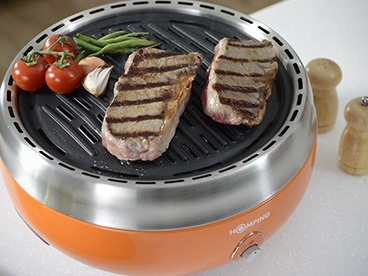The Homping Portable Tailgate Grill