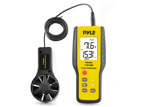 Pyle Thermo-Anemometer HG56869A