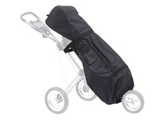 Fairway Golf Pull Cart Rain Cover, Black