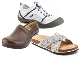 Top Styles of Jambu & JBU Women's Shoes