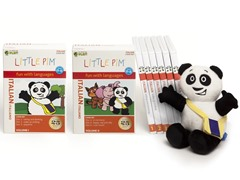 Volume 1 & 2 Sets with Panda - Italian