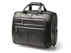 "Wrightwood Wheeled 17"" Laptop Case"