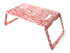 Red Zebra Multi-Purpose Table