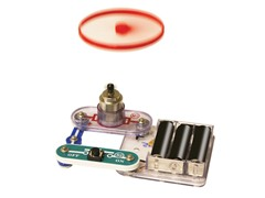 Snap Circuit Flying Saucer