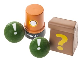 Woot Stress Ball & Soap (Your Choice)
