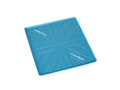 ClearQuest Silicone Puppy Pad Holder Blue