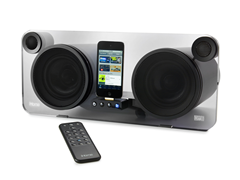 iHome 100W Audio System for iPhone/iPod