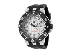 Challenger Watch, White / Black