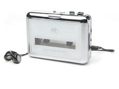 Super-Slim Cassette Player