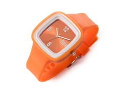 Flex Watch Mini Orange