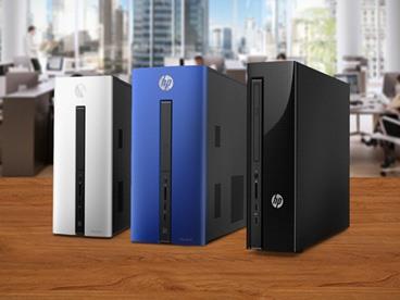 A Deluge of HP Desktops