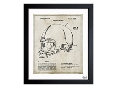 Football Helmet 1973 (3 Sizes)