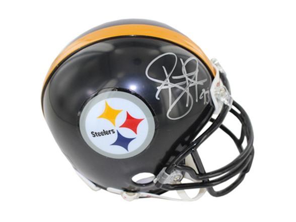 timeless design 9bcc9 7cb56 Troy Polamalu Pittsburgh Steelers