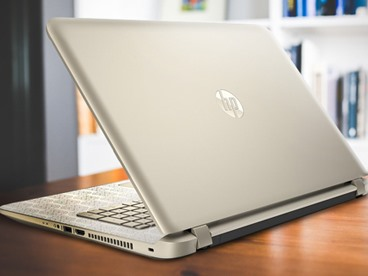 A Hurried Parade of HP Laptops