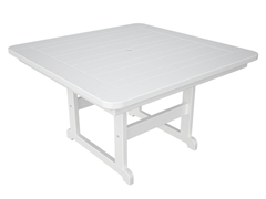 Park Dining Table, White