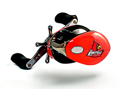 Univ. of Louisville Baitcasting Reel