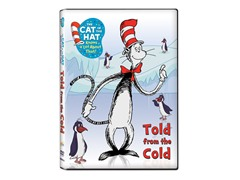 Dr. Seuss DVD - Told/Cold