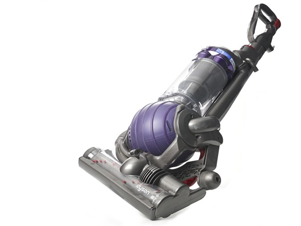 Awesome Dyson DC25 Multi Floor Vacuum   Purple