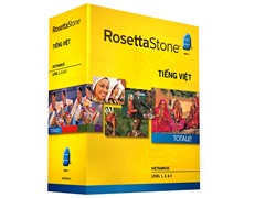 Rosetta Stone Vietnamese - Levels 1-3