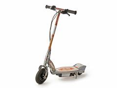 eSpark Electric Scooter - Silver
